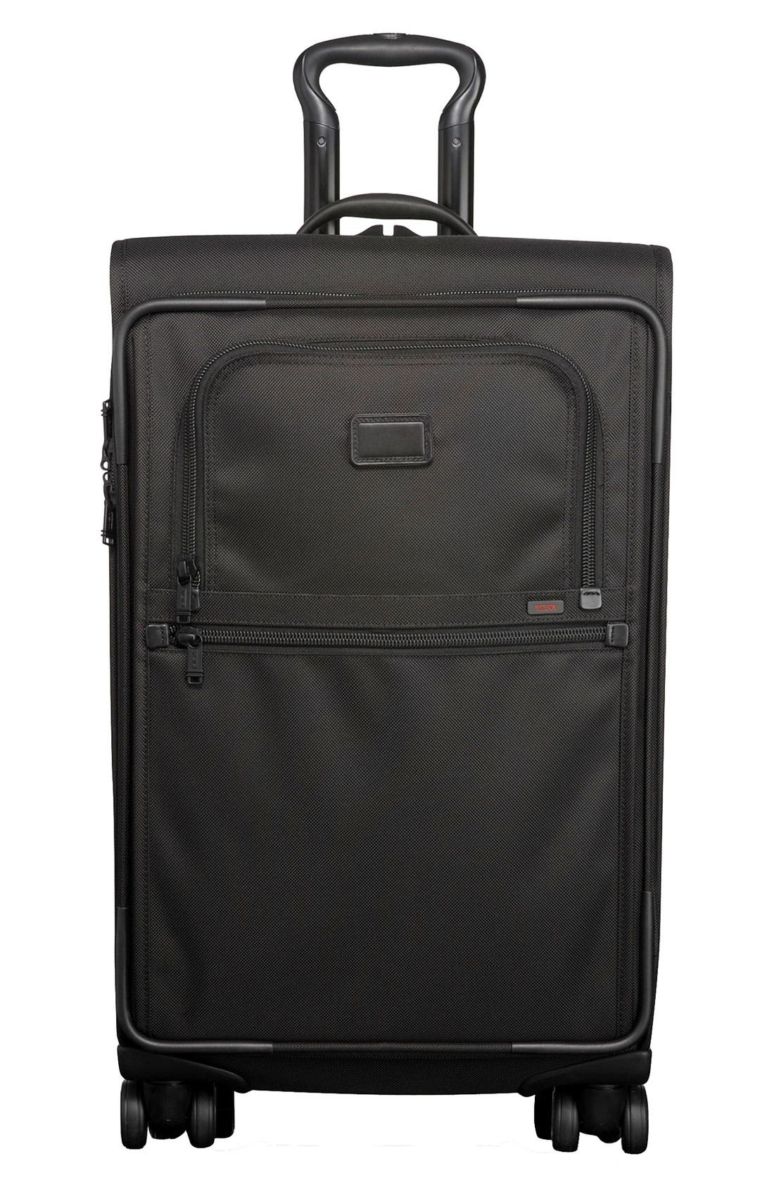 Main Image - Tumi 'Alpha' 4-Wheeled Expandable Long Distance Trip Bag