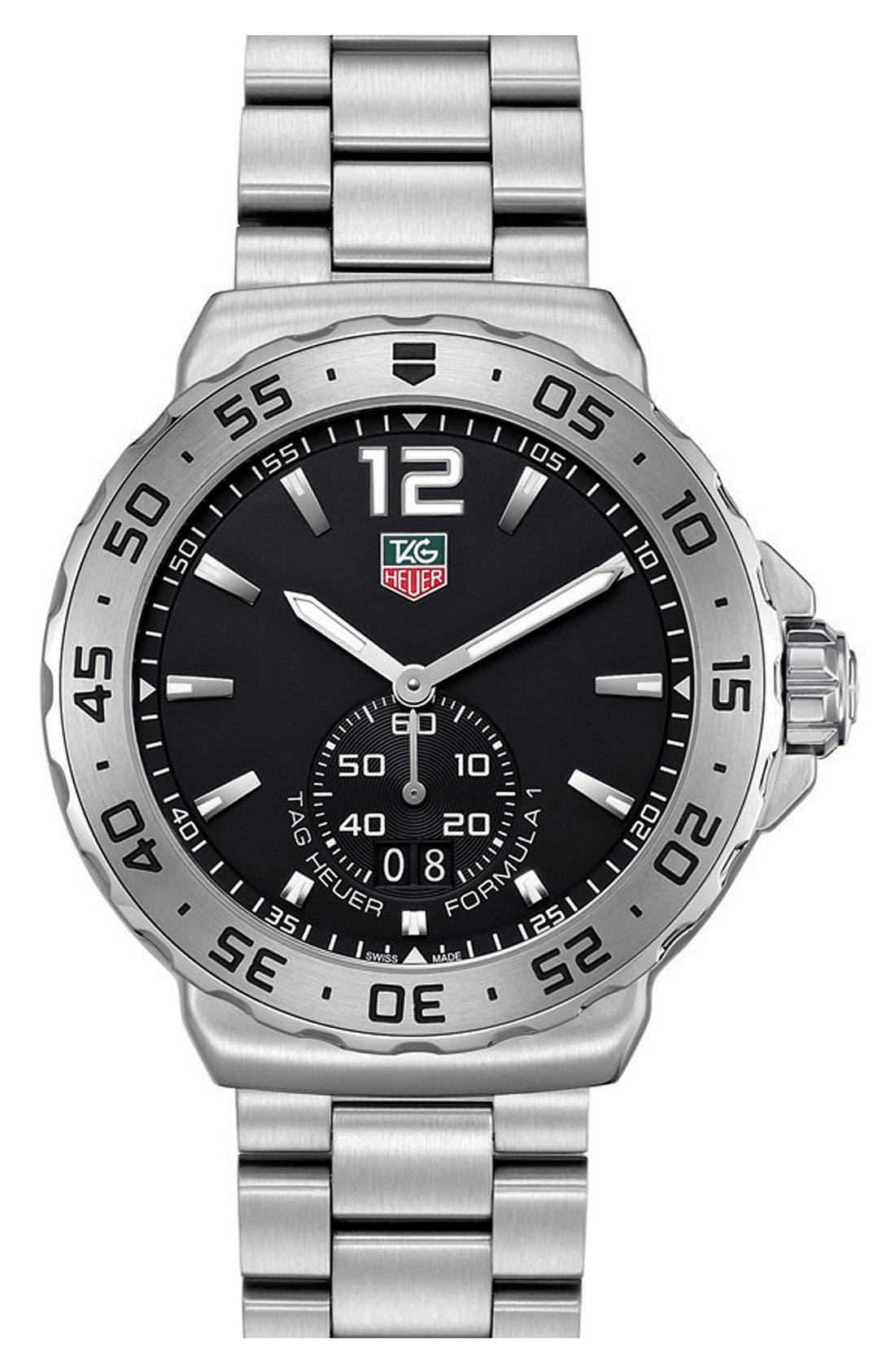 Alternate Image 1 Selected - TAG Heuer 'Formula 1' Bracelet Watch