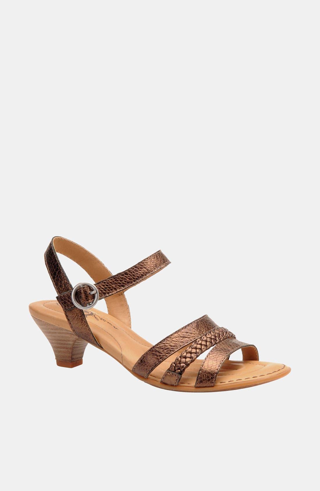 Alternate Image 1 Selected - Børn 'Jessika' Sandal