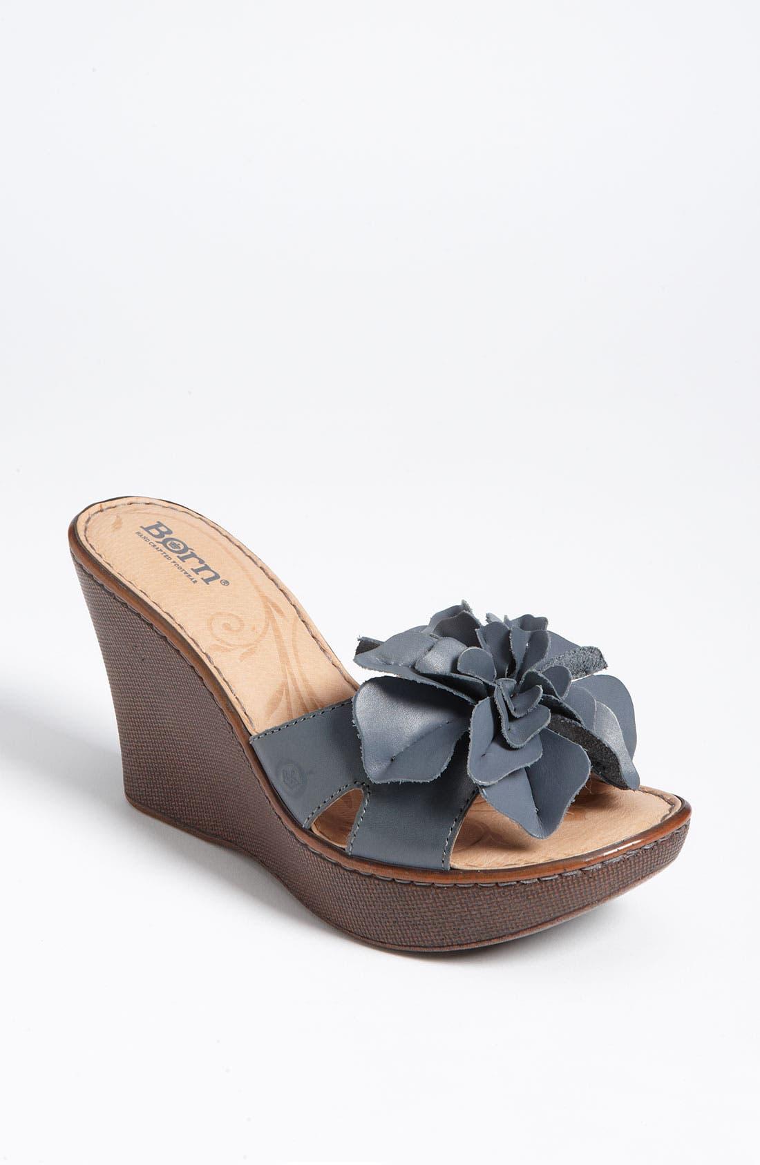 Alternate Image 1 Selected - Børn 'Avita' Sandal