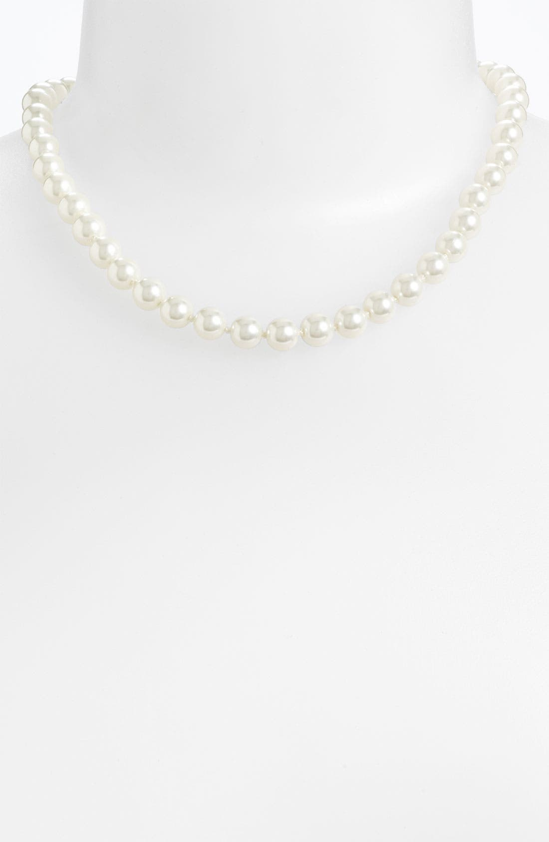 Main Image - Givenchy Glass Pearl Necklace