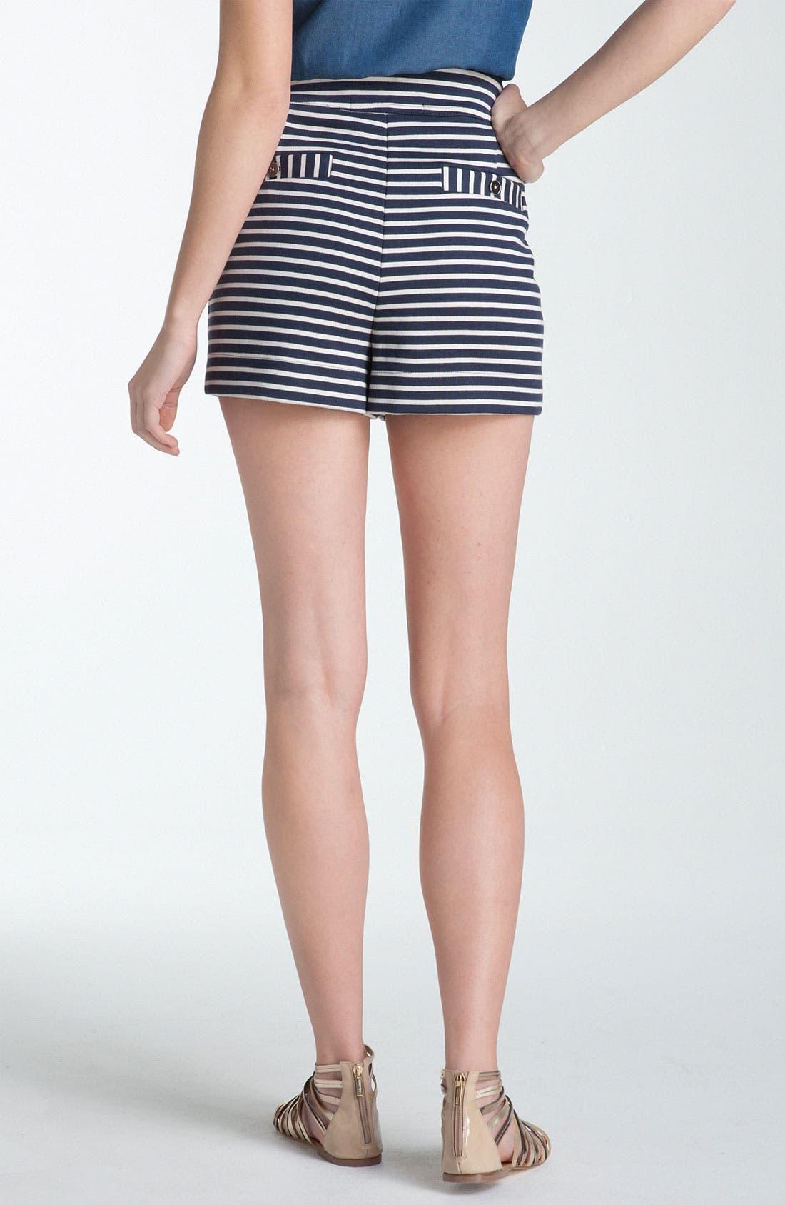 Alternate Image 2  - MARC BY MARC JACOBS 'Secret' Stripe Shorts