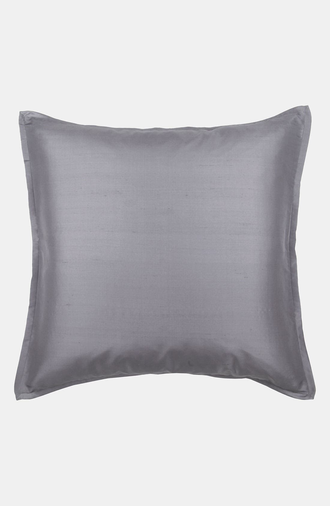 Main Image - Blissliving Home 'Lucca Graphite' Euro Pillow (Online Only)