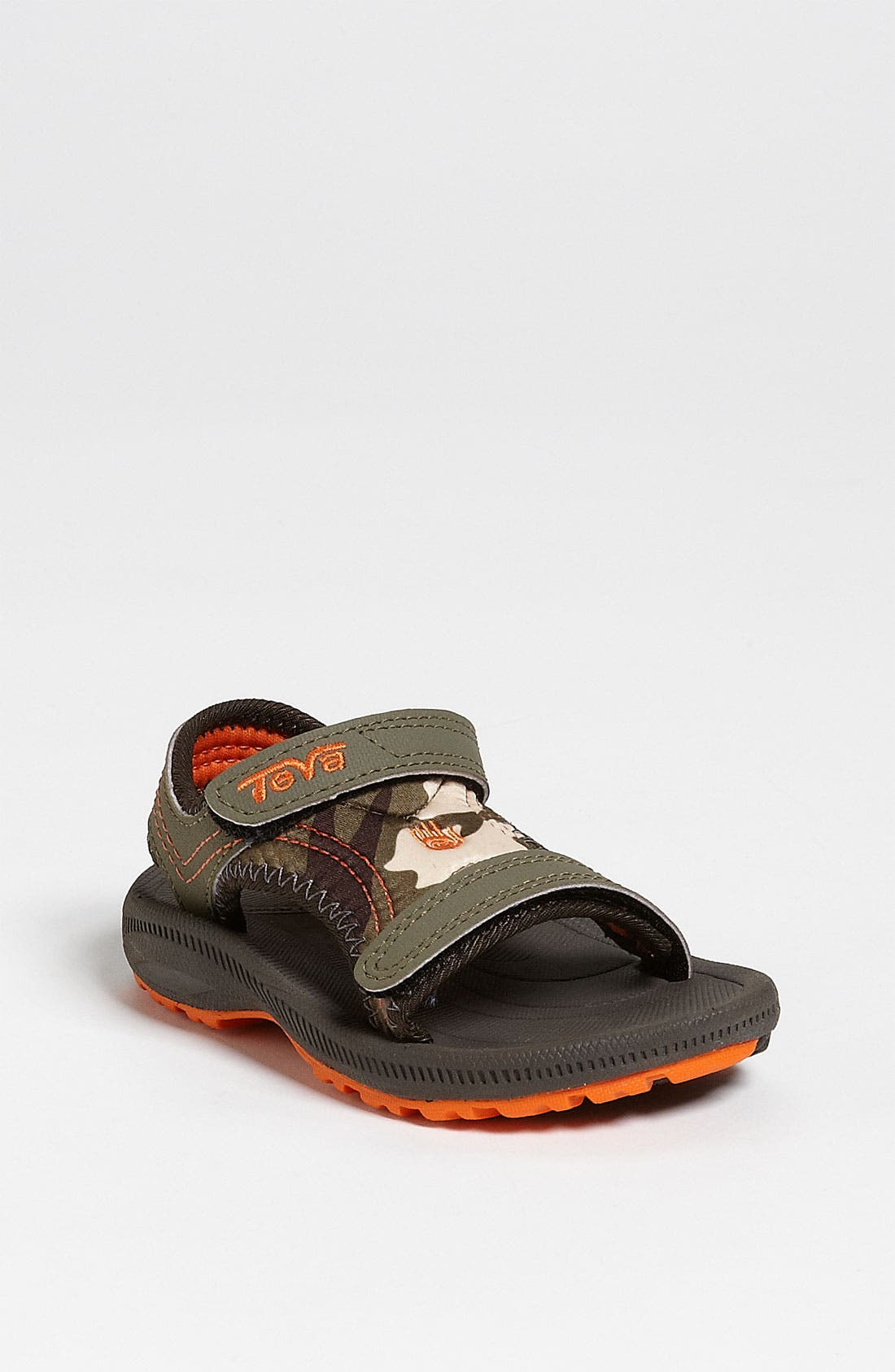 Alternate Image 1 Selected - Teva 'Psyclone' Print Sandal (Baby, Walker & Toddler)