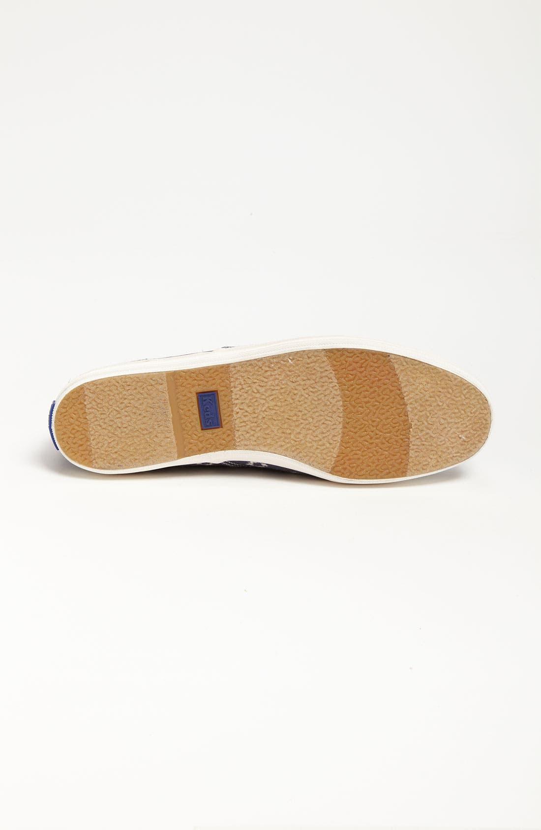 Alternate Image 4  - Keds® 'Champion - Kimono Dot' Sneaker
