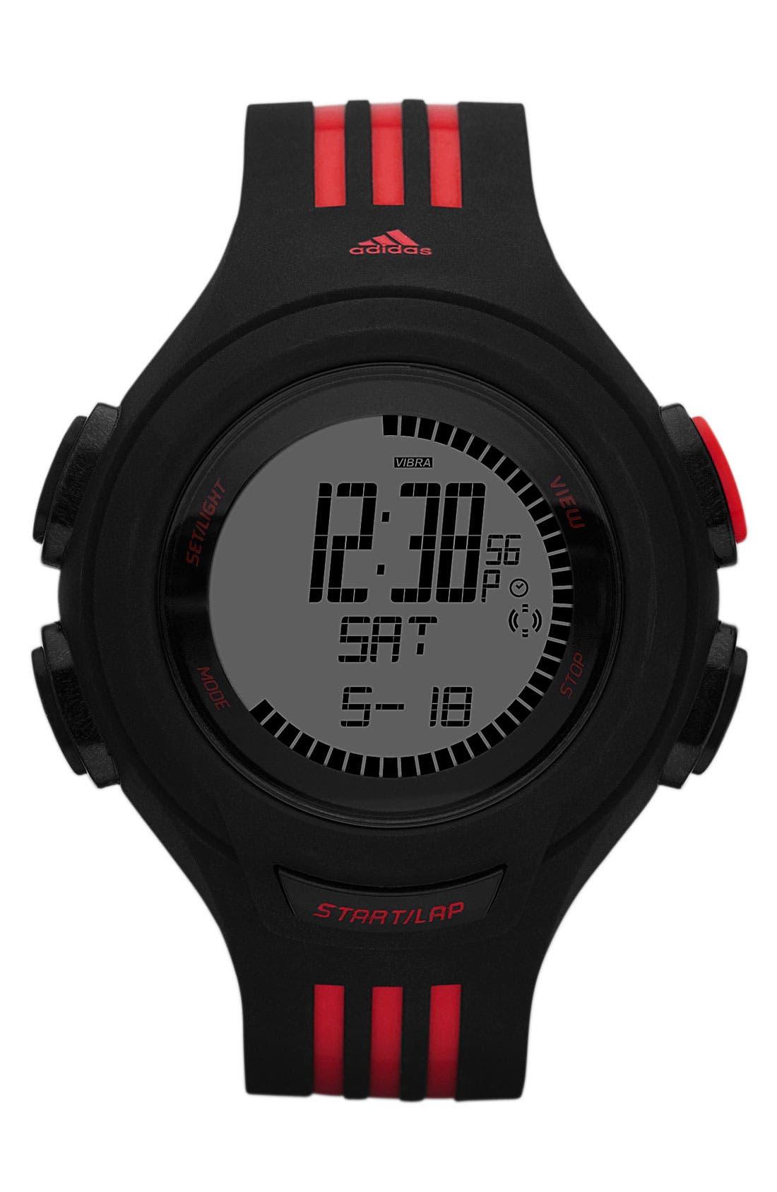 Alternate Image 1 Selected - adidas Performance 'Referee' Round Digital Sport Watch