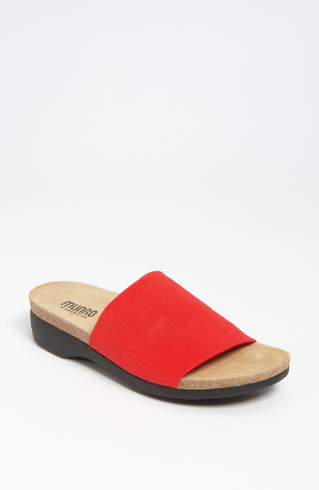 Alternate Image 1 Selected - Munro 'Aquarius' Sandal