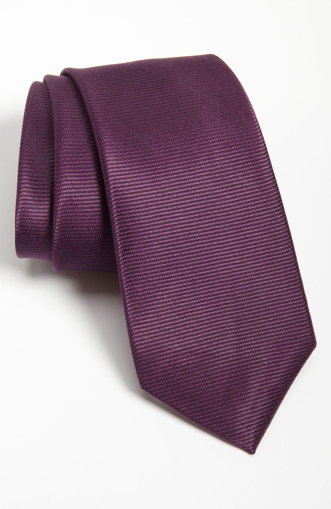 Alternate Image 1 Selected - Calibrate Woven Silk Tie