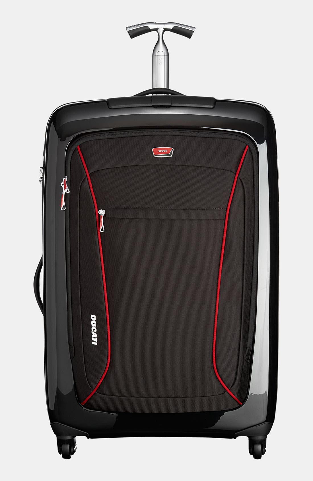 Main Image - Tumi 'Ducati - Quattroport' 4-Wheeled Extended Trip Suitcase