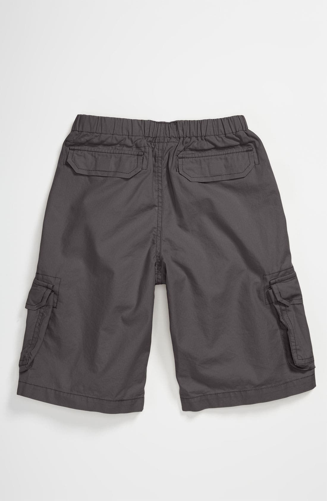 Alternate Image 2  - Peek 'New Beach' Cargo Shorts (Toddler, Little Boys & Big Boys)