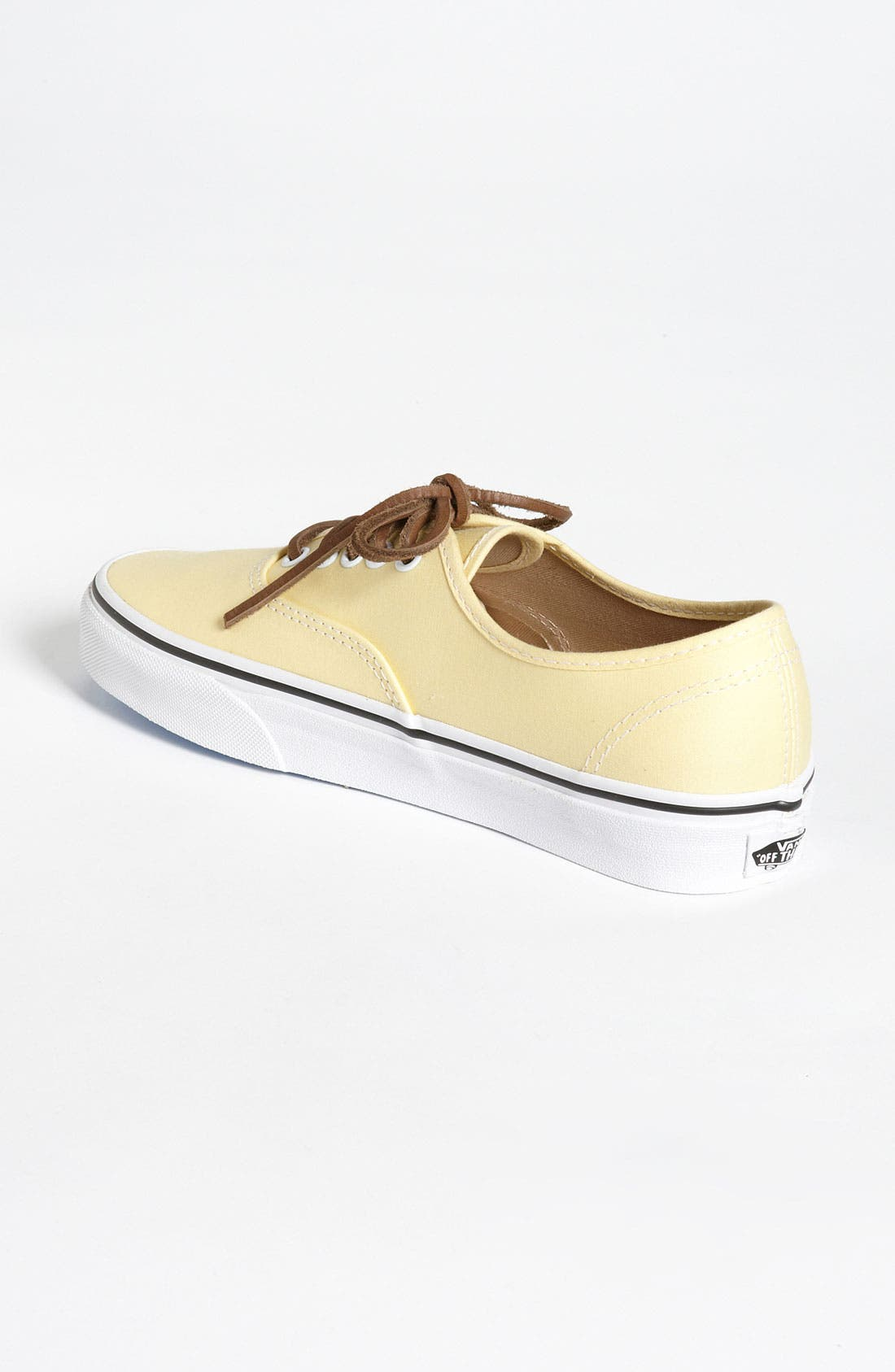 Alternate Image 2  - Vans 'Authentic' Twill Sneaker (Women)