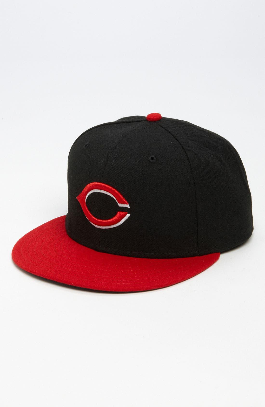 Main Image - New Era Cap 'Cincinnati Reds'  Baseball Cap