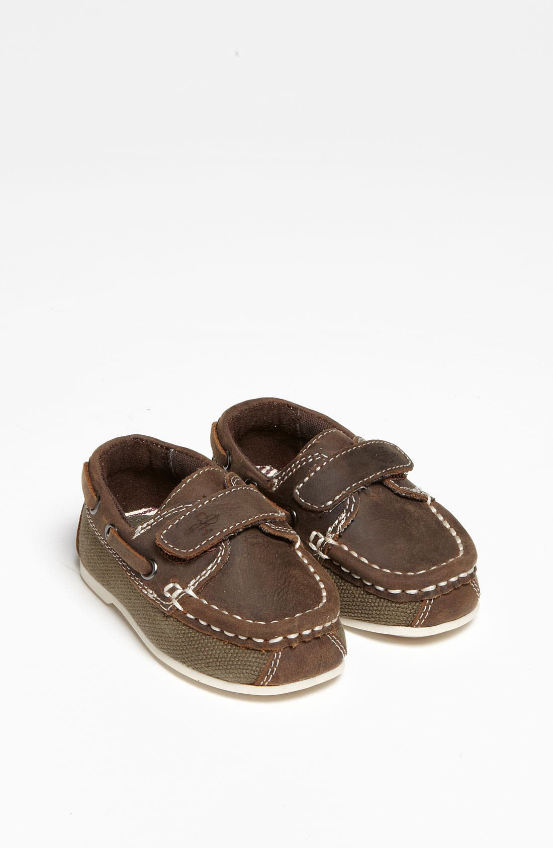 Alternate Image 1 Selected - Cole Haan 'Mini Sail' Boat Shoe (Baby)