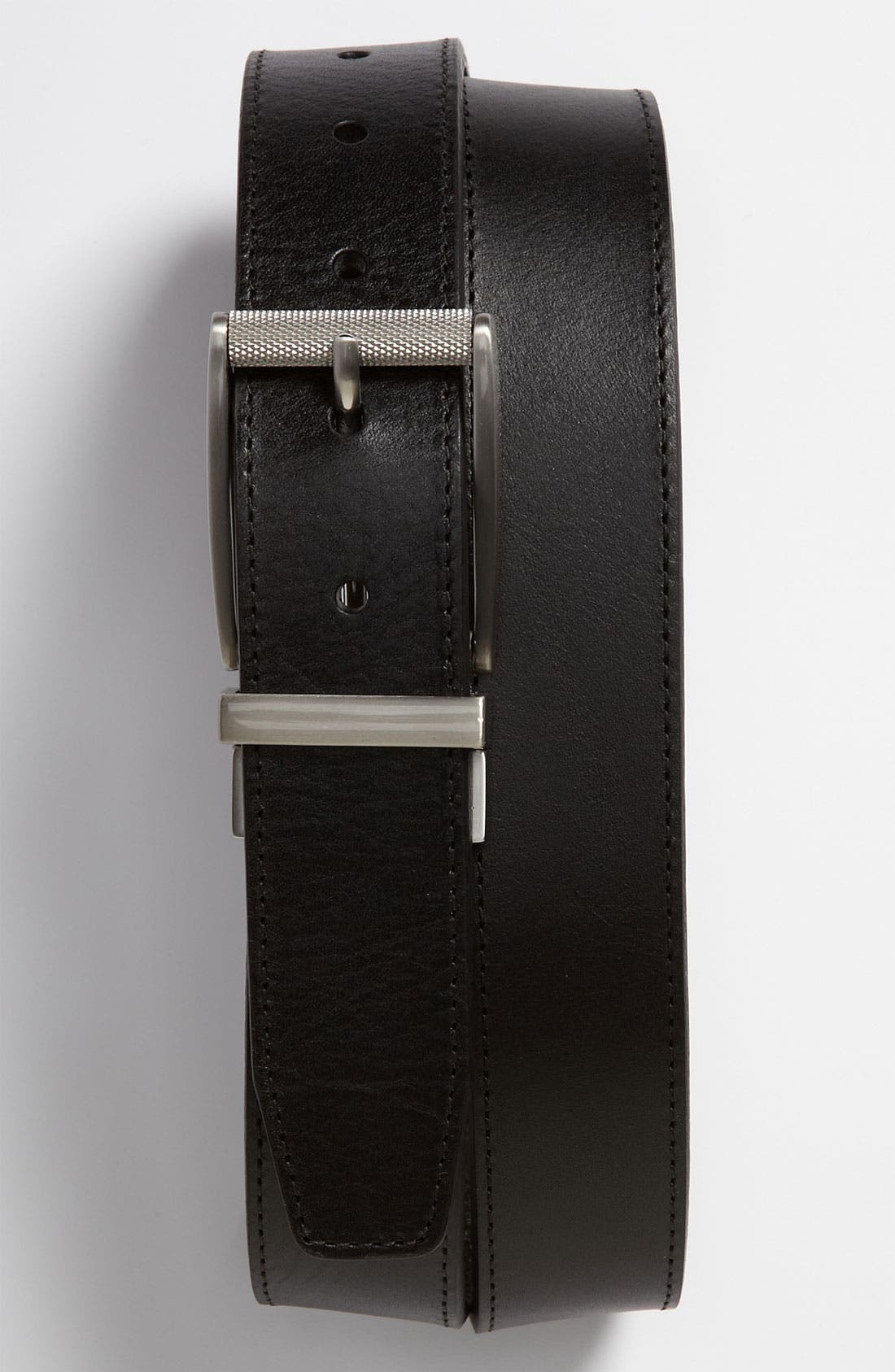 Alternate Image 1 Selected - Nike Golf Reversible Belt