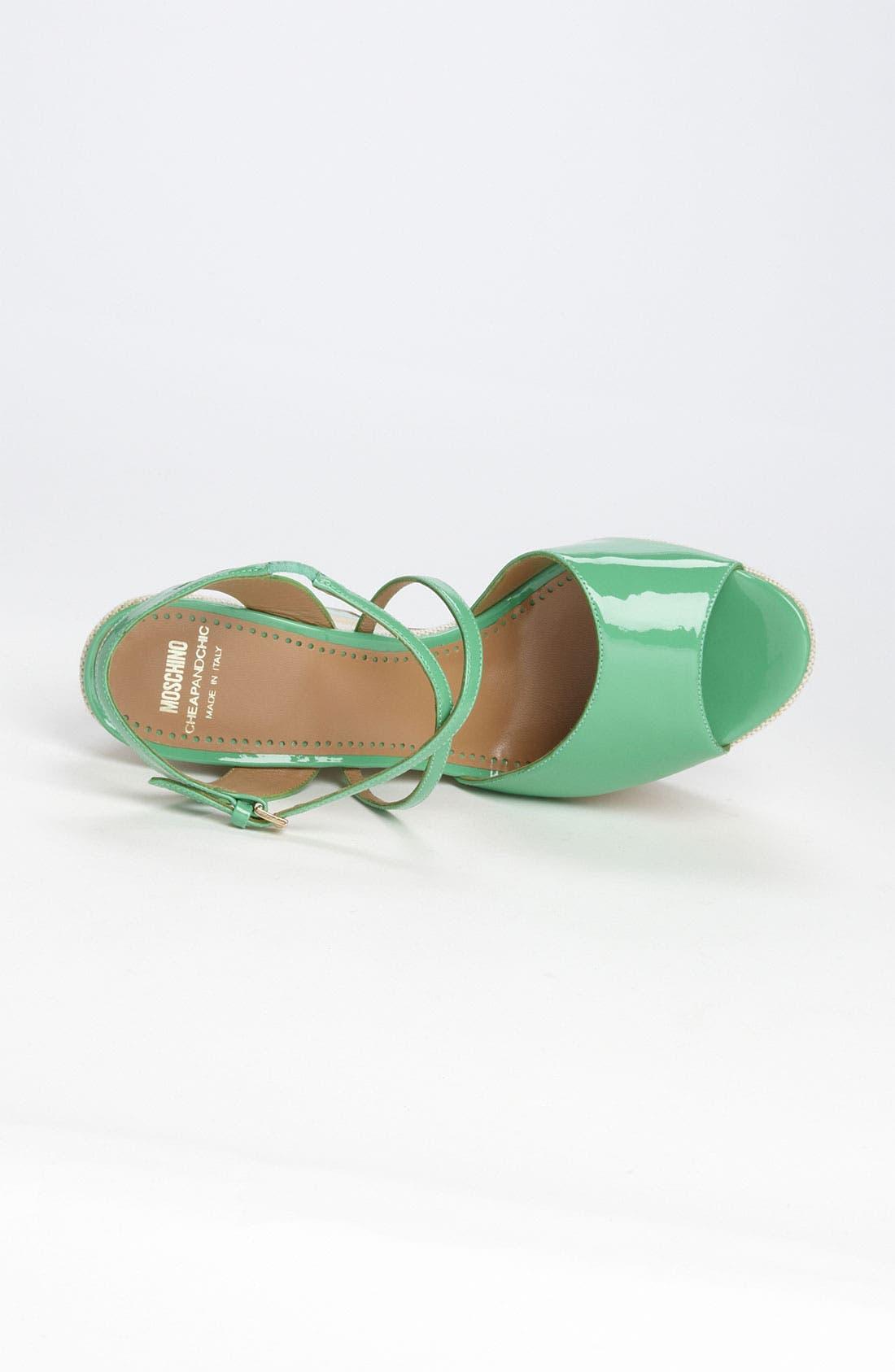 Alternate Image 3  - Moschino Cheap & Chic Sandal