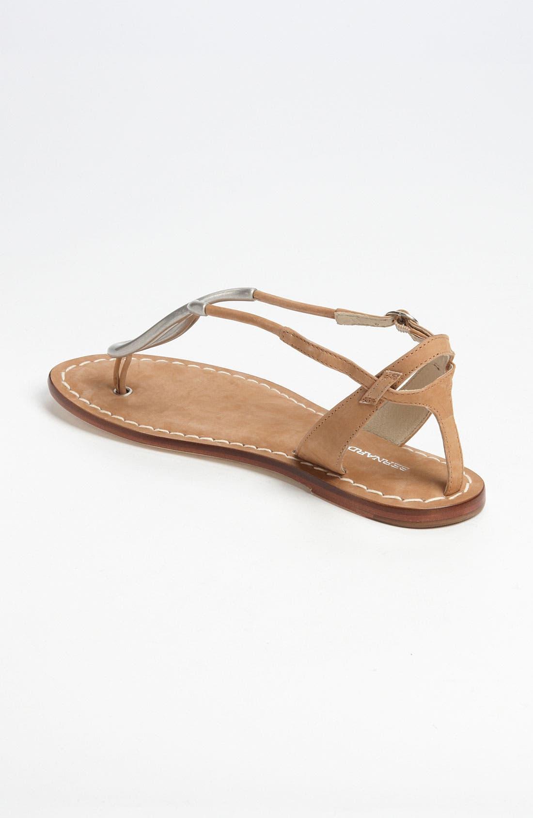 Alternate Image 2  - Bernardo Footwear Macy Sandal
