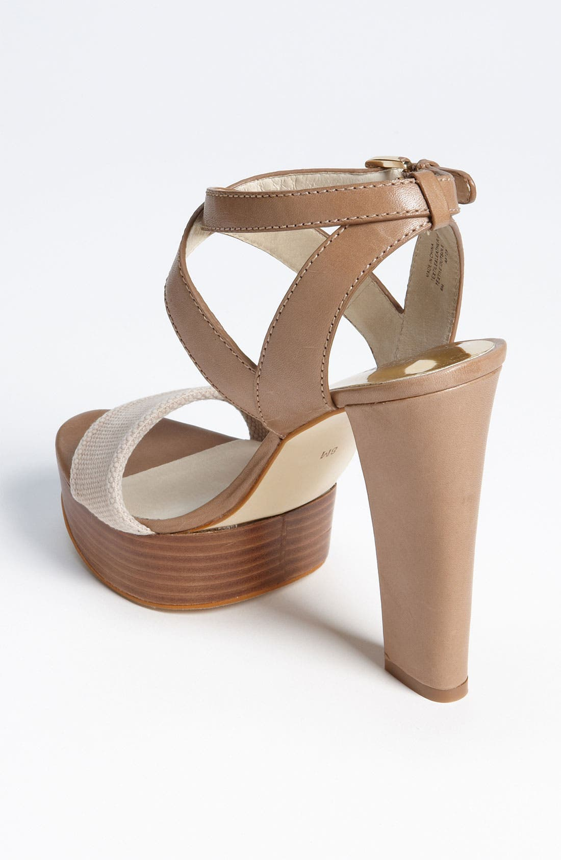 Alternate Image 2  - MICHAEL Michael Kors 'Nadina' Sandal