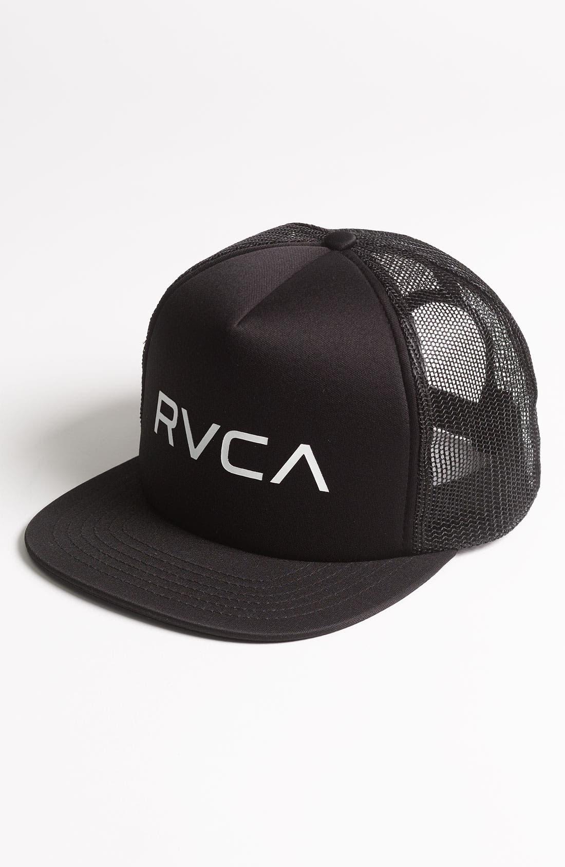 Main Image - RVCA Trucker Cap
