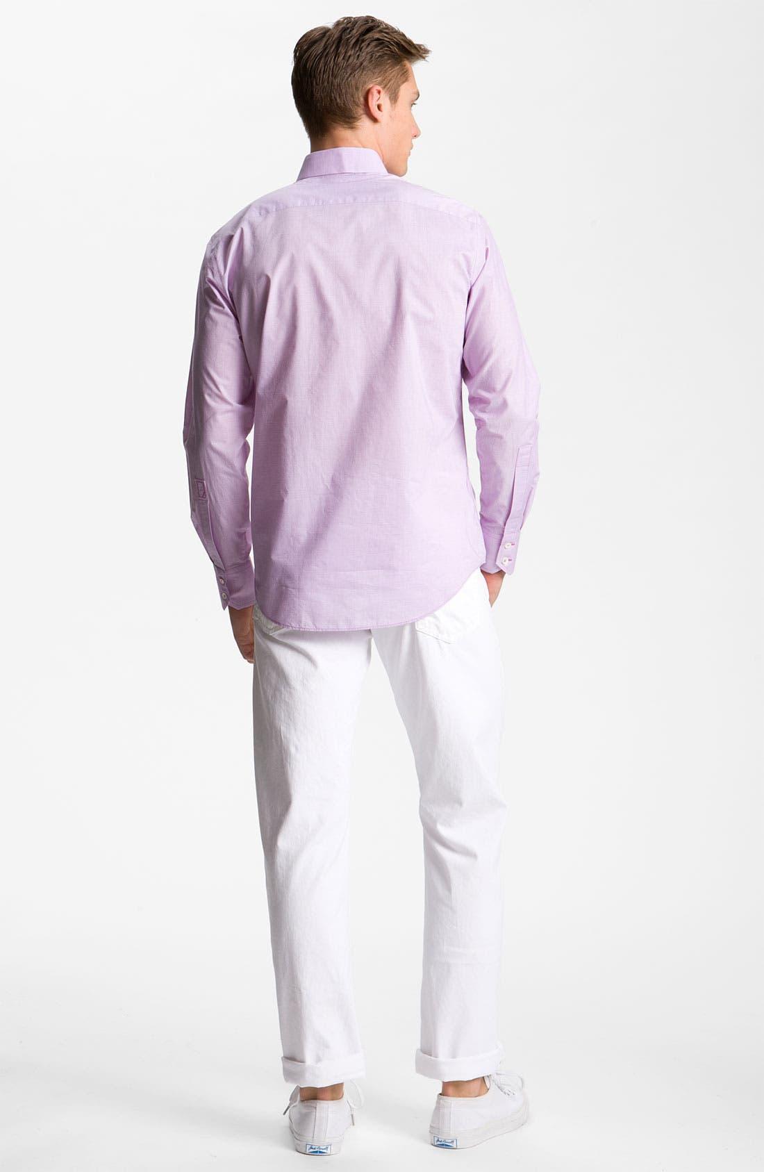 Alternate Image 5  - Zachary Prell 'Latham' Sport Shirt