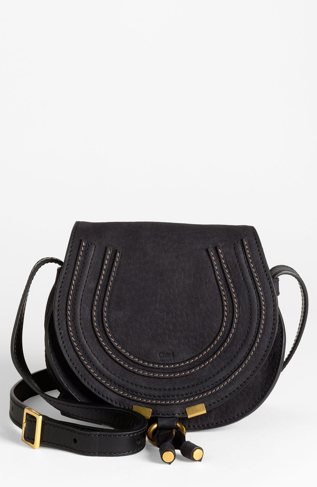Main Image - Chloé 'Marcie - Small' Crossbody Bag
