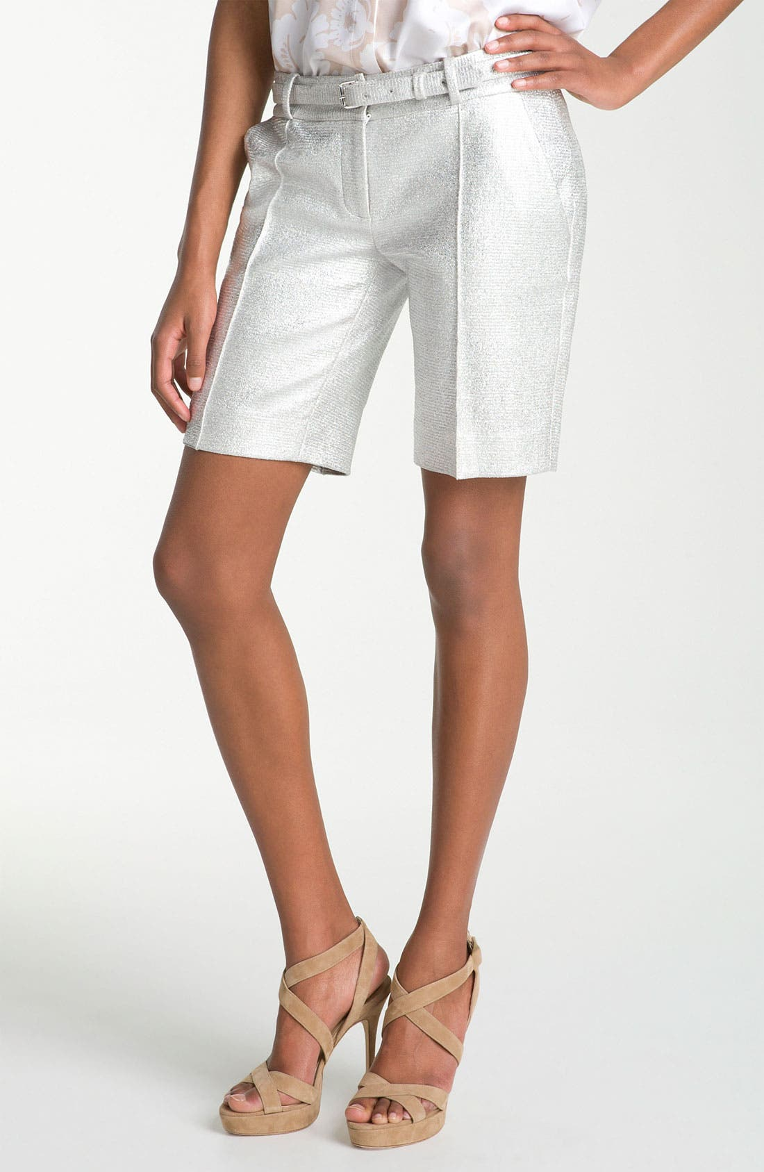 Alternate Image 1 Selected - Diane von Furstenberg 'New Boymuda' Shorts
