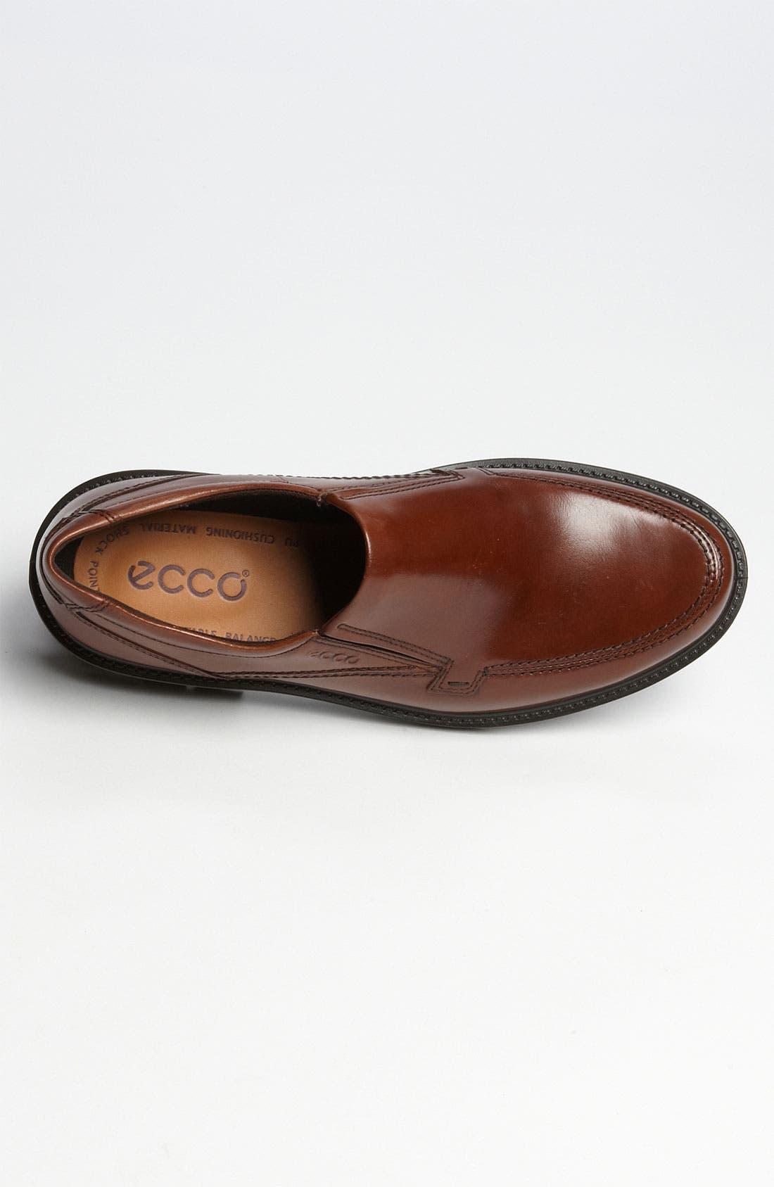 Alternate Image 3  - ECCO 'Boston' Apron Toe Slip-On