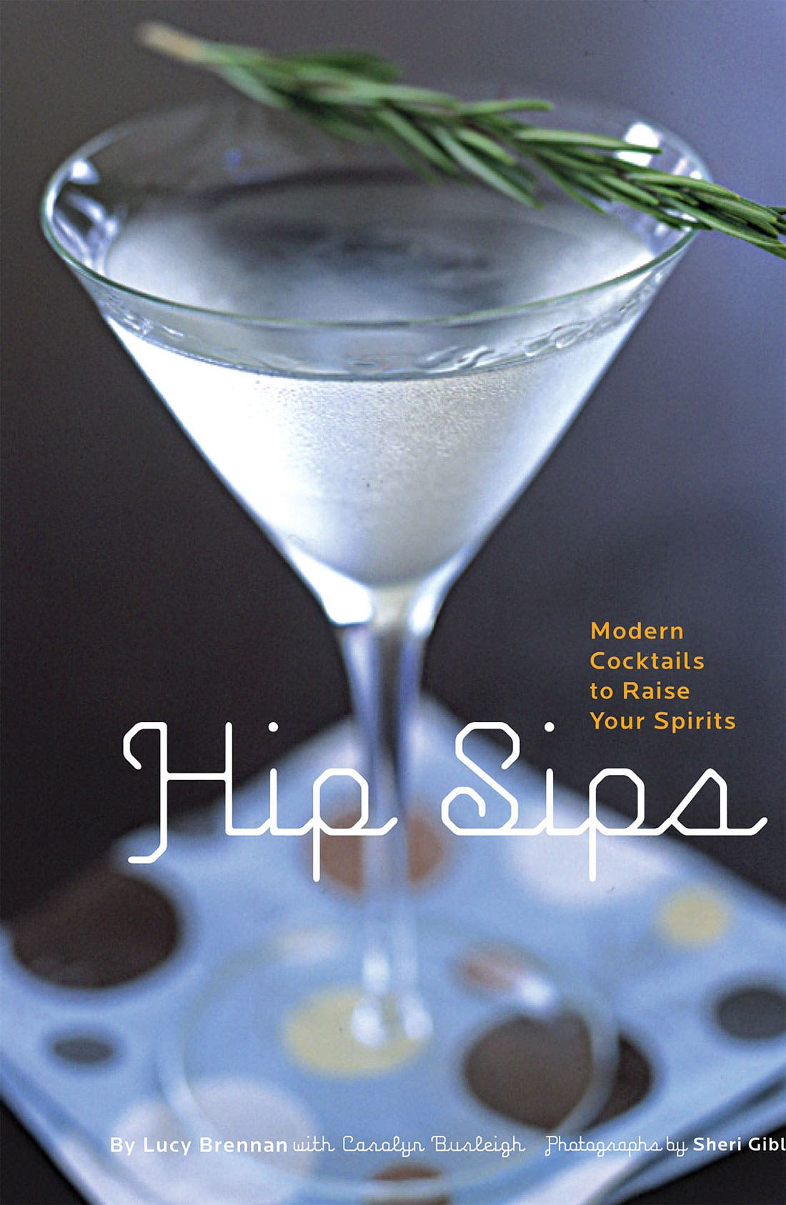Alternate Image 1 Selected - Lucy Brennan 'Hip Sips' Drink Book