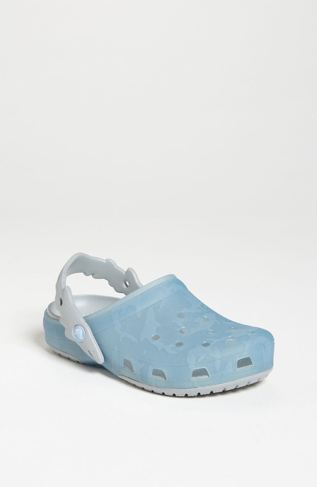 Main Image - CROCS™ 'Chameleon Shark' Slip-On (Toddler & Little Kid)
