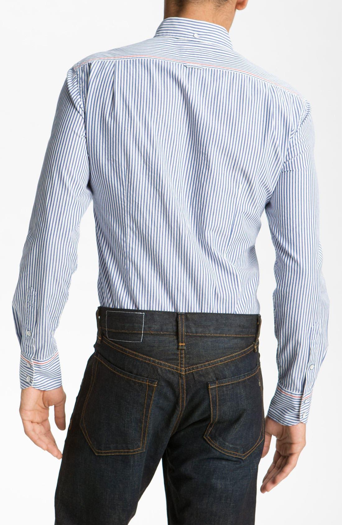 Alternate Image 2  - rag & bone Oxford Shirt