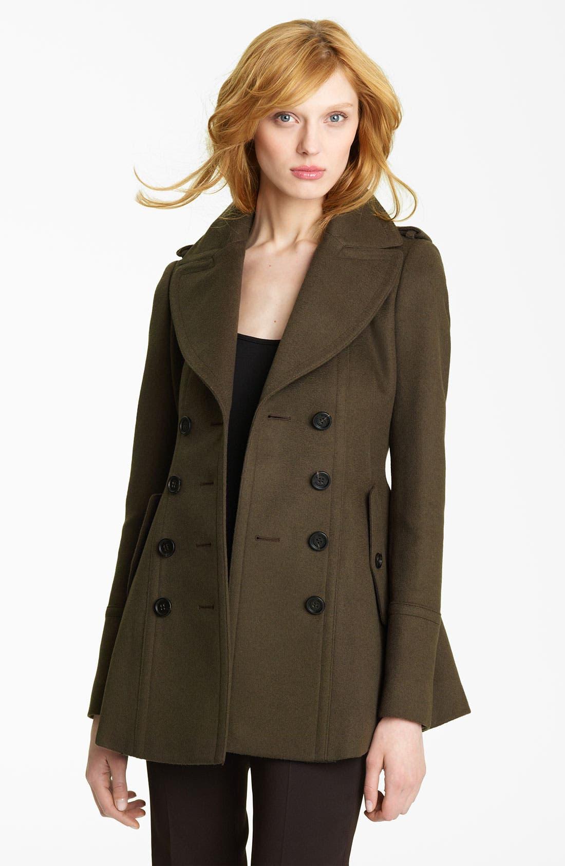 Alternate Image 4  - Burberry Prorsum Wool & Cashmere Coat