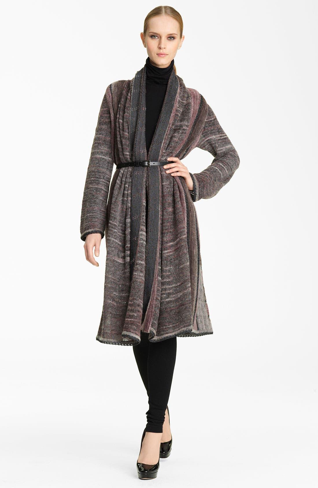 Alternate Image 1 Selected - Missoni Long Belted Cardigan