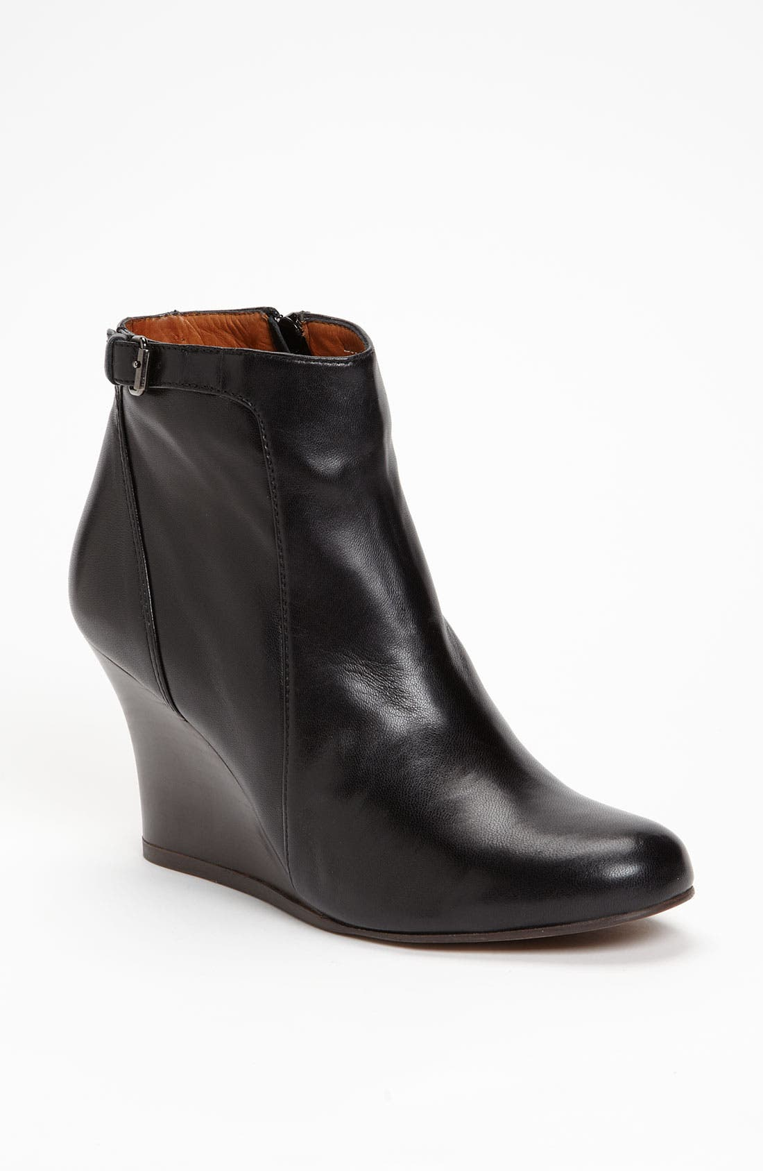 Main Image - Lanvin 'Faubourg' Wedge Bootie