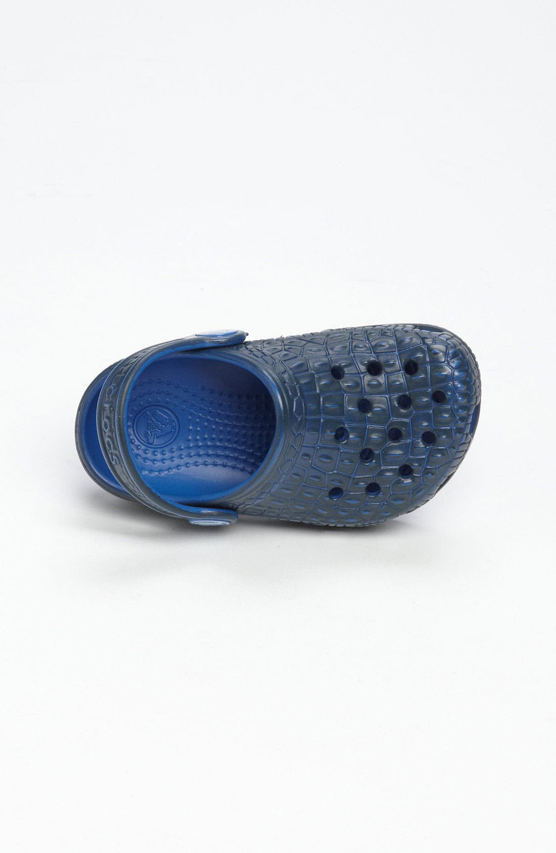 Alternate Image 3  - CROCS™ 'Crocskin' Slip-On (Walker, Toddler & Little Kid)
