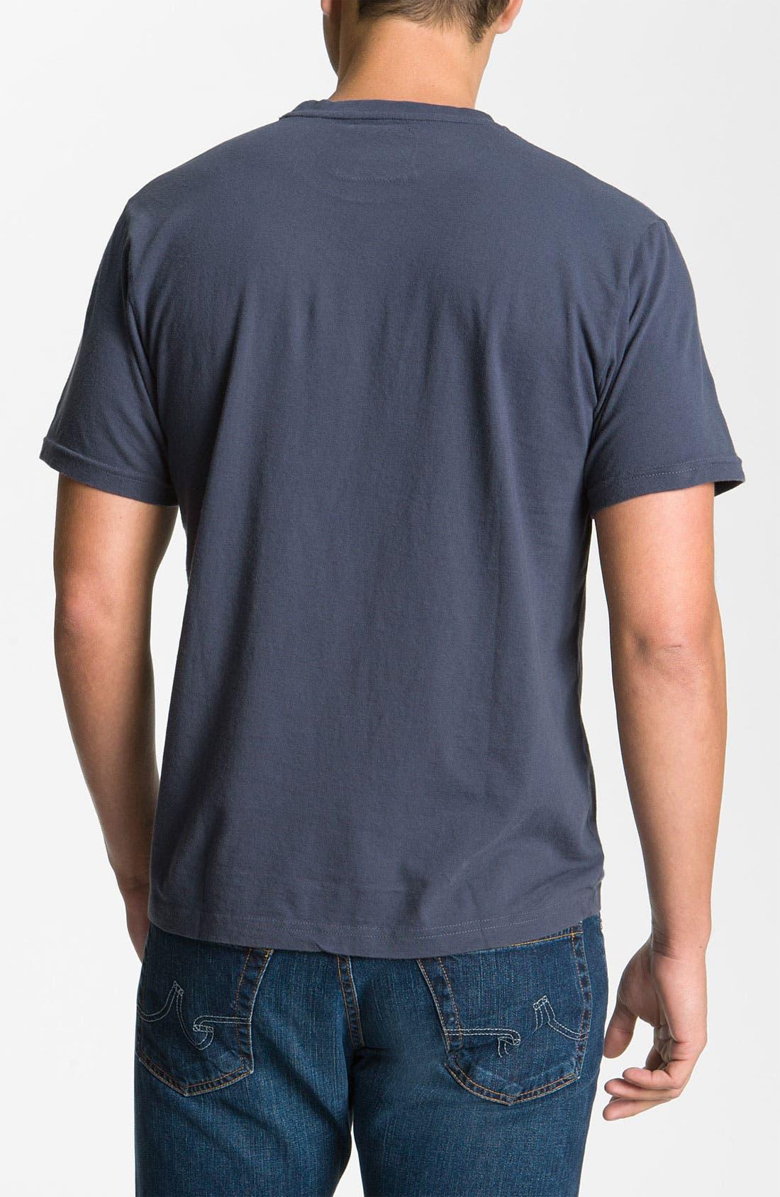 Alternate Image 2  - Red Jacket 'Osaka Tigers' Regular Fit Crewneck T-Shirt (Men)