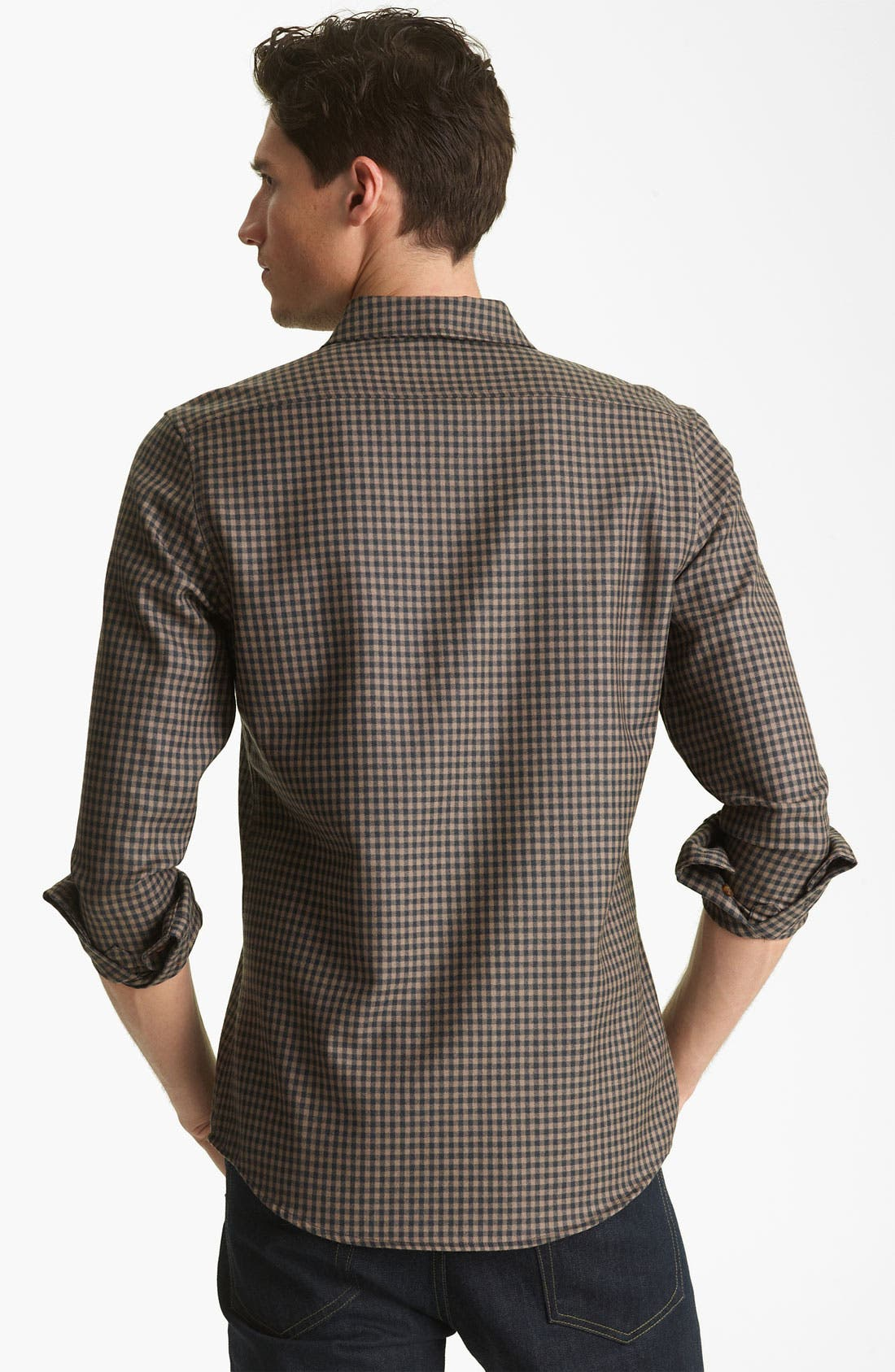 Alternate Image 2  - Pendleton Portland Collection Check Shirt