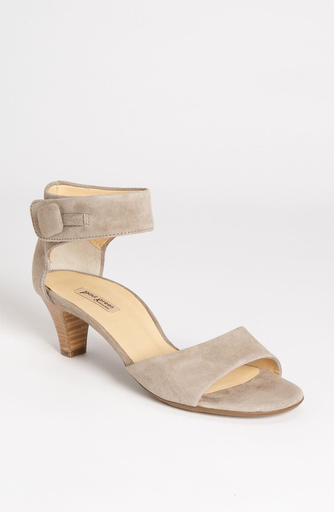 Alternate Image 1 Selected - Paul Green 'Maya' Sandal