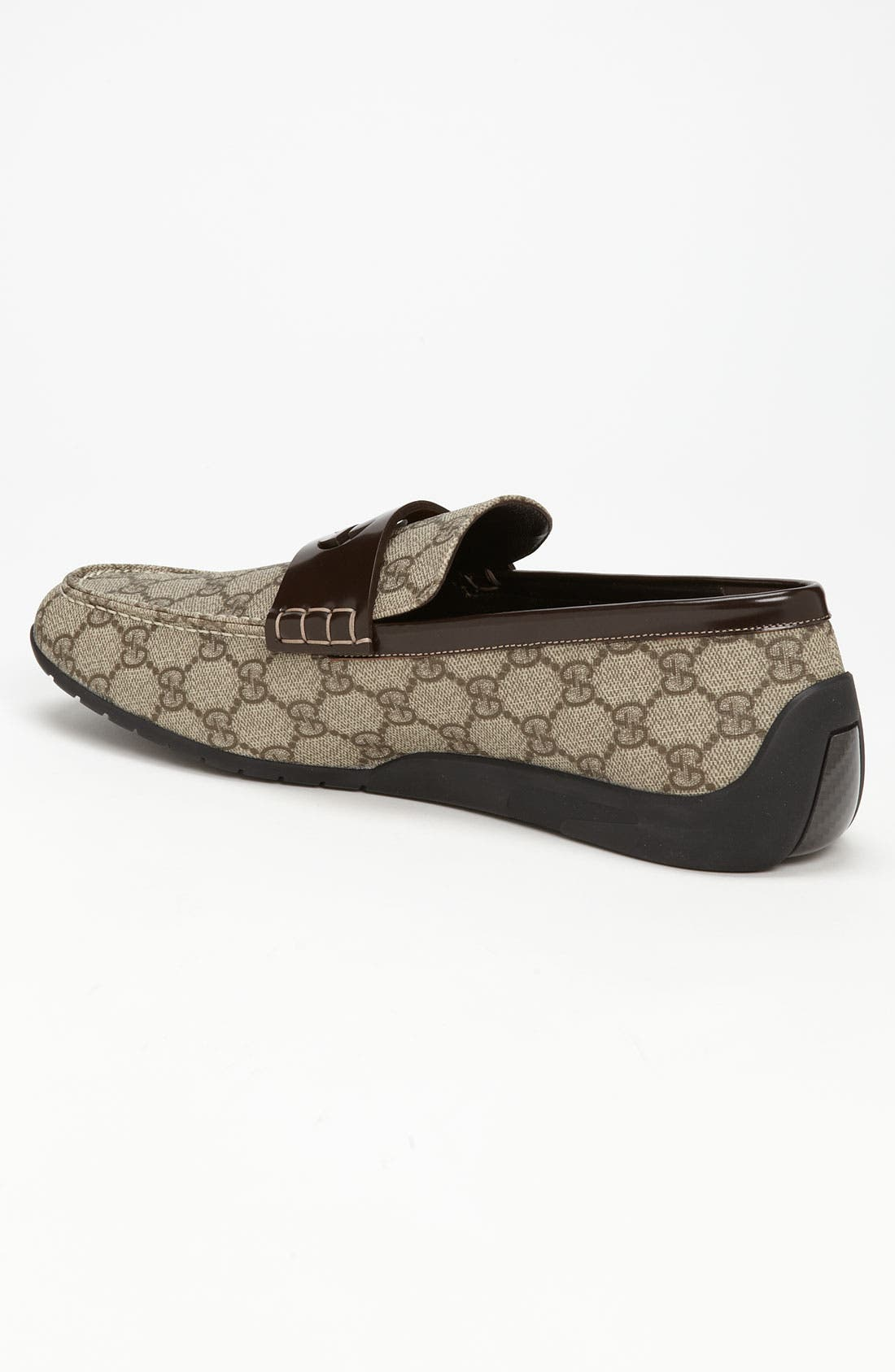 Alternate Image 2  - Gucci 'Silverstone' Driving Shoe