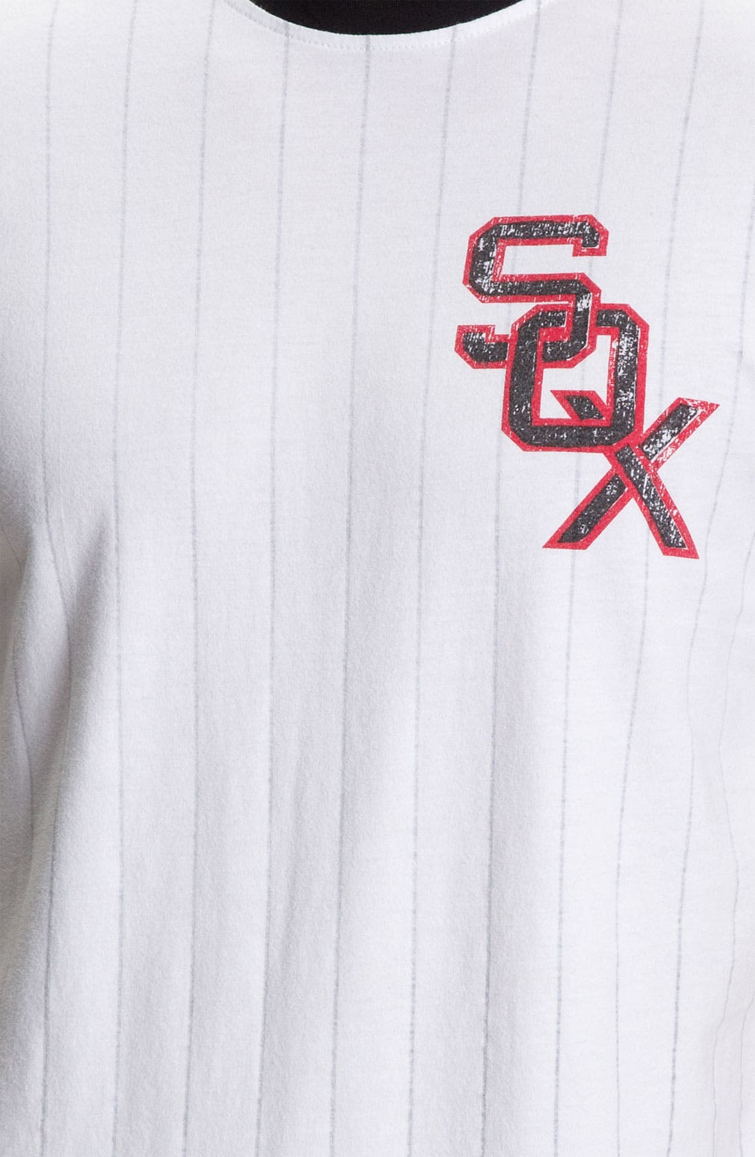 Alternate Image 3  - Red Jacket 'White Sox - Remote Control' T-Shirt