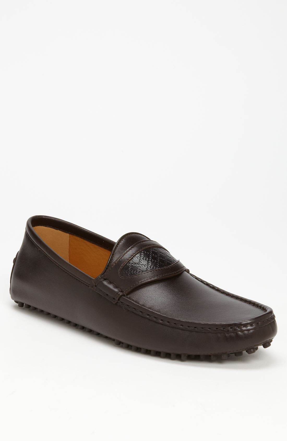 Alternate Image 1 Selected - Gucci 'Auger' Driving Shoe