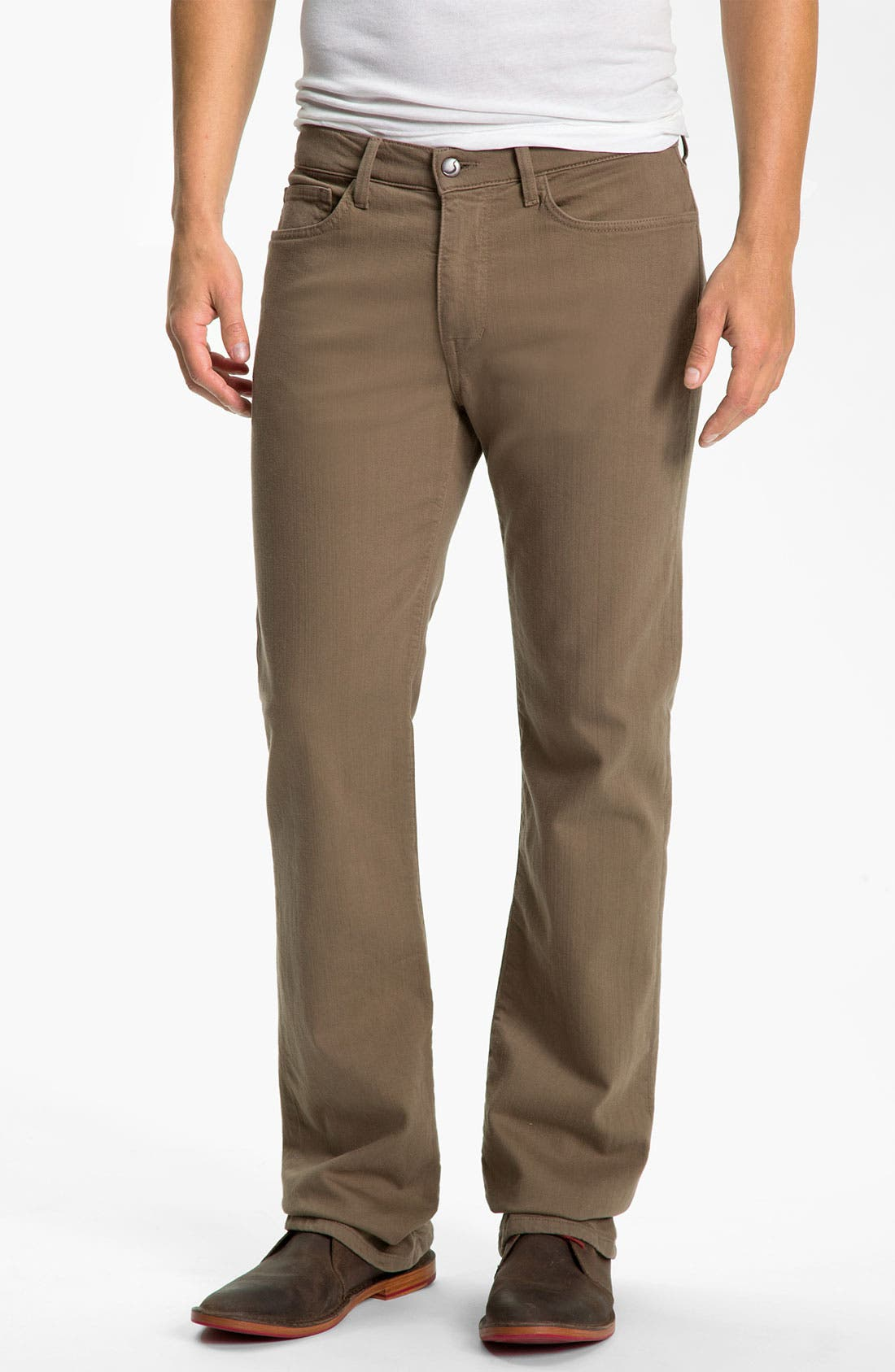 Alternate Image 2  - Joe's 'Classic' Straight Leg Jeans (Walnut)