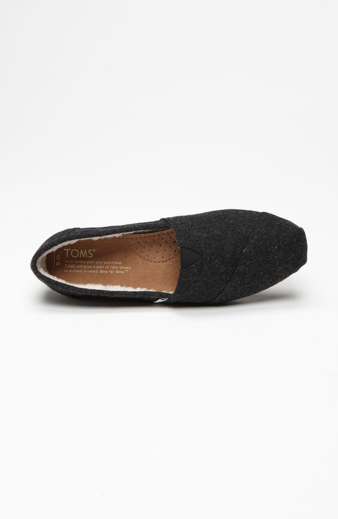 Alternate Image 3  - TOMS 'Classic' Slip-On (Women)