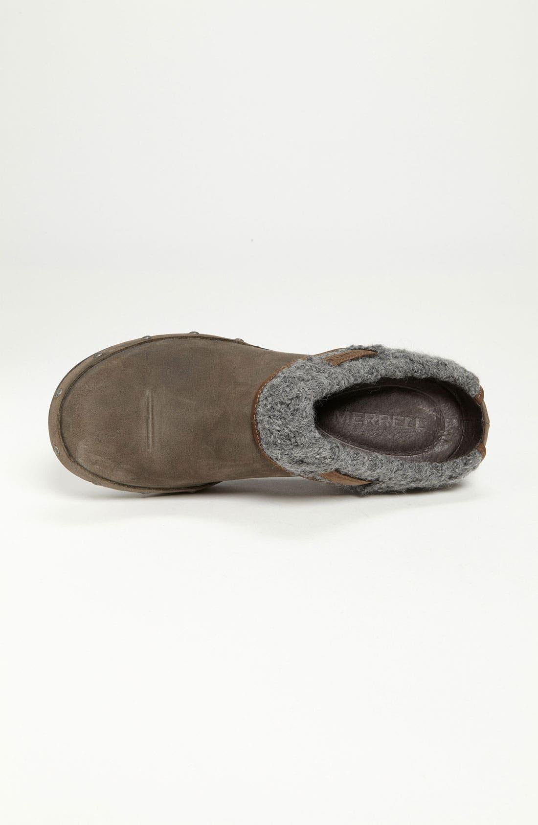Alternate Image 3  - Merrell 'Luxe Knit' Clog