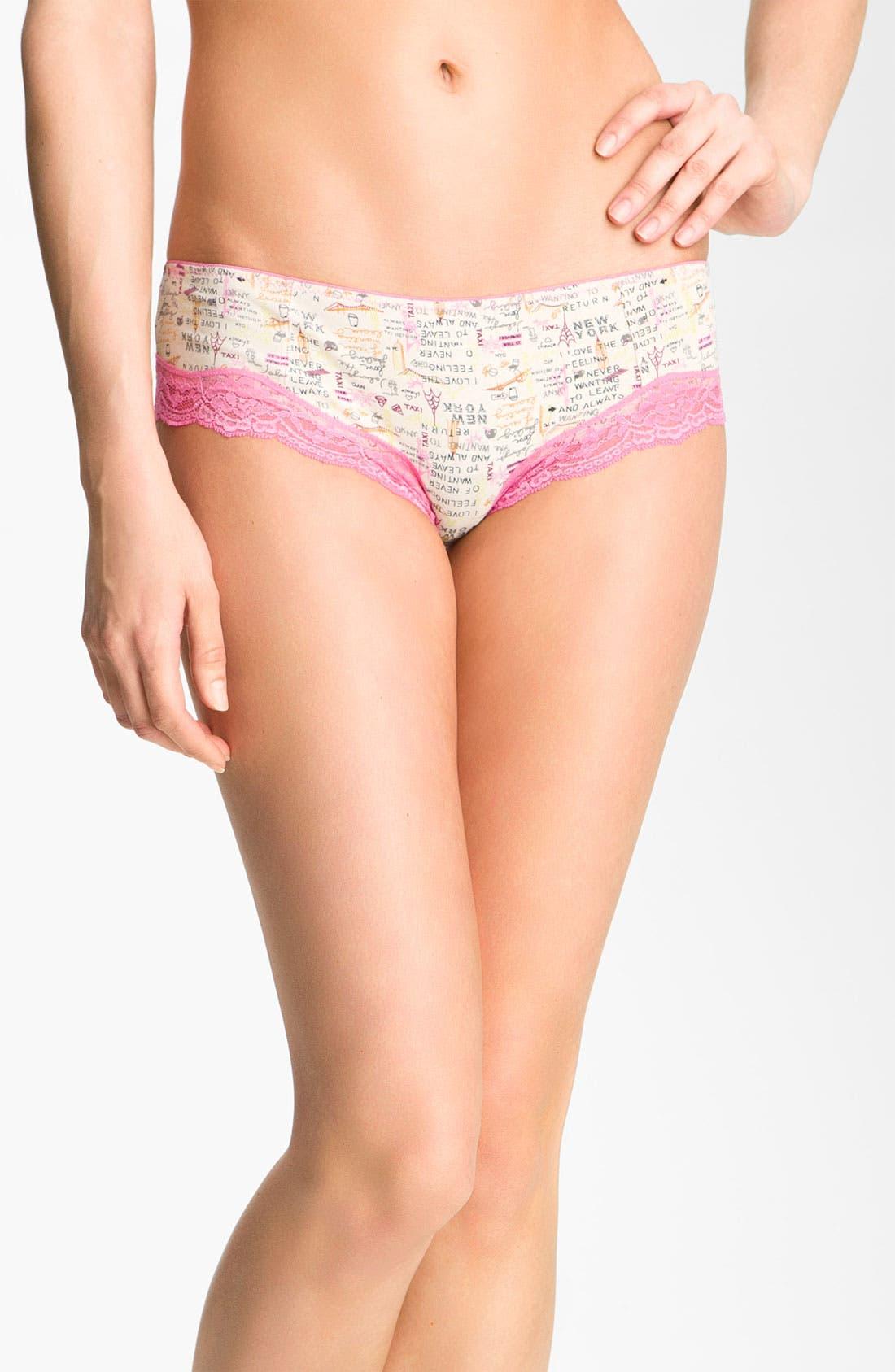 Alternate Image 1 Selected - DKNY 'Classic Beauty' Bikini