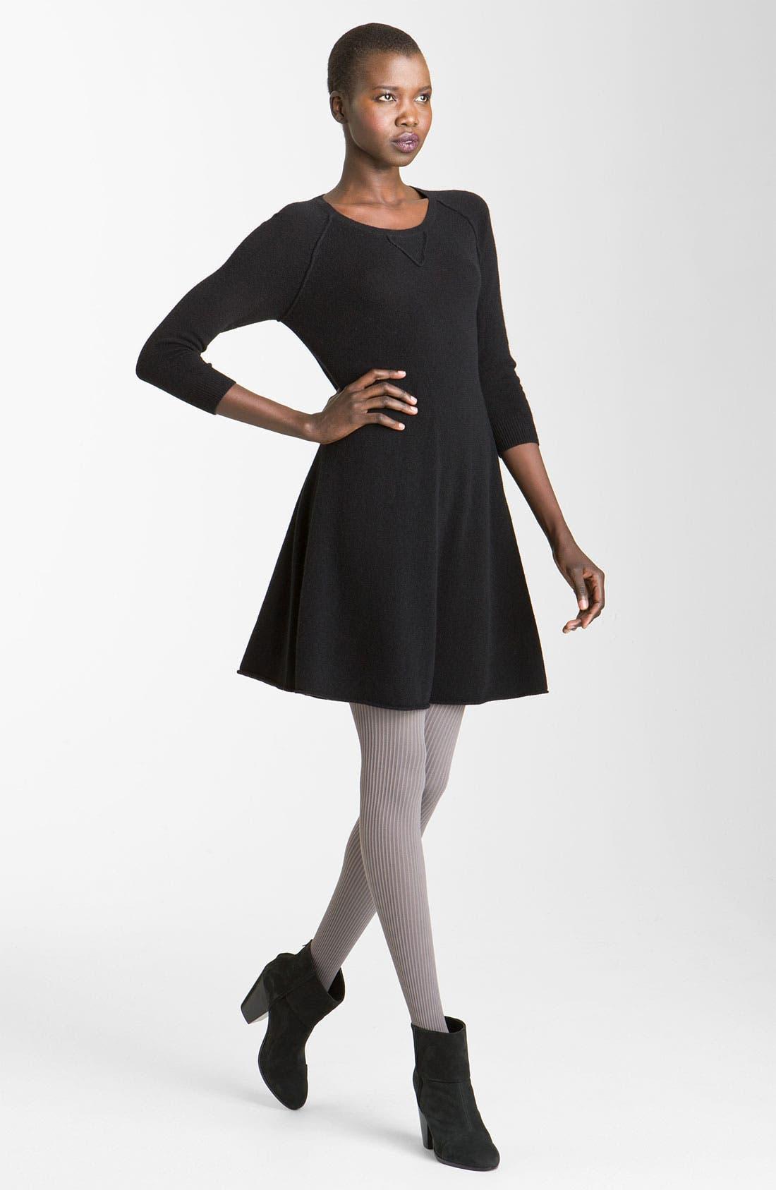 Alternate Image 1 Selected - autumn cashmere Flared Dress