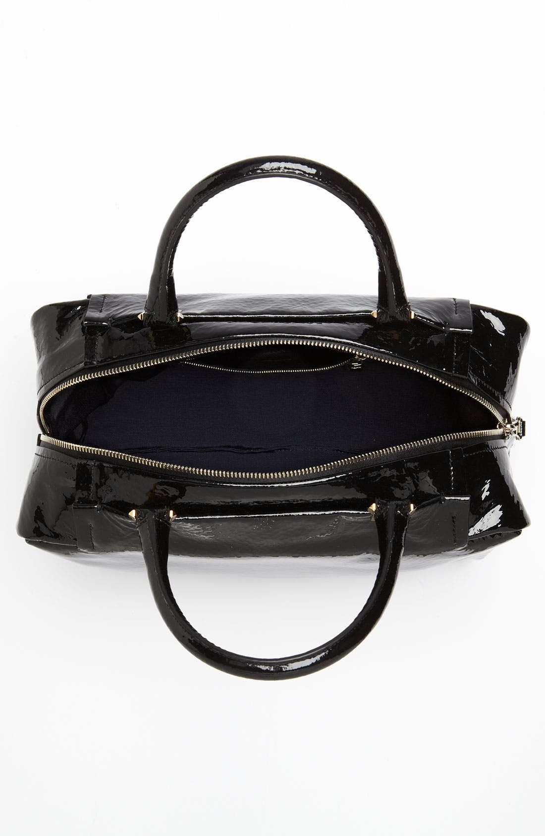 Alternate Image 3  - Lanvin 'Moon River' Patent Leather Satchel