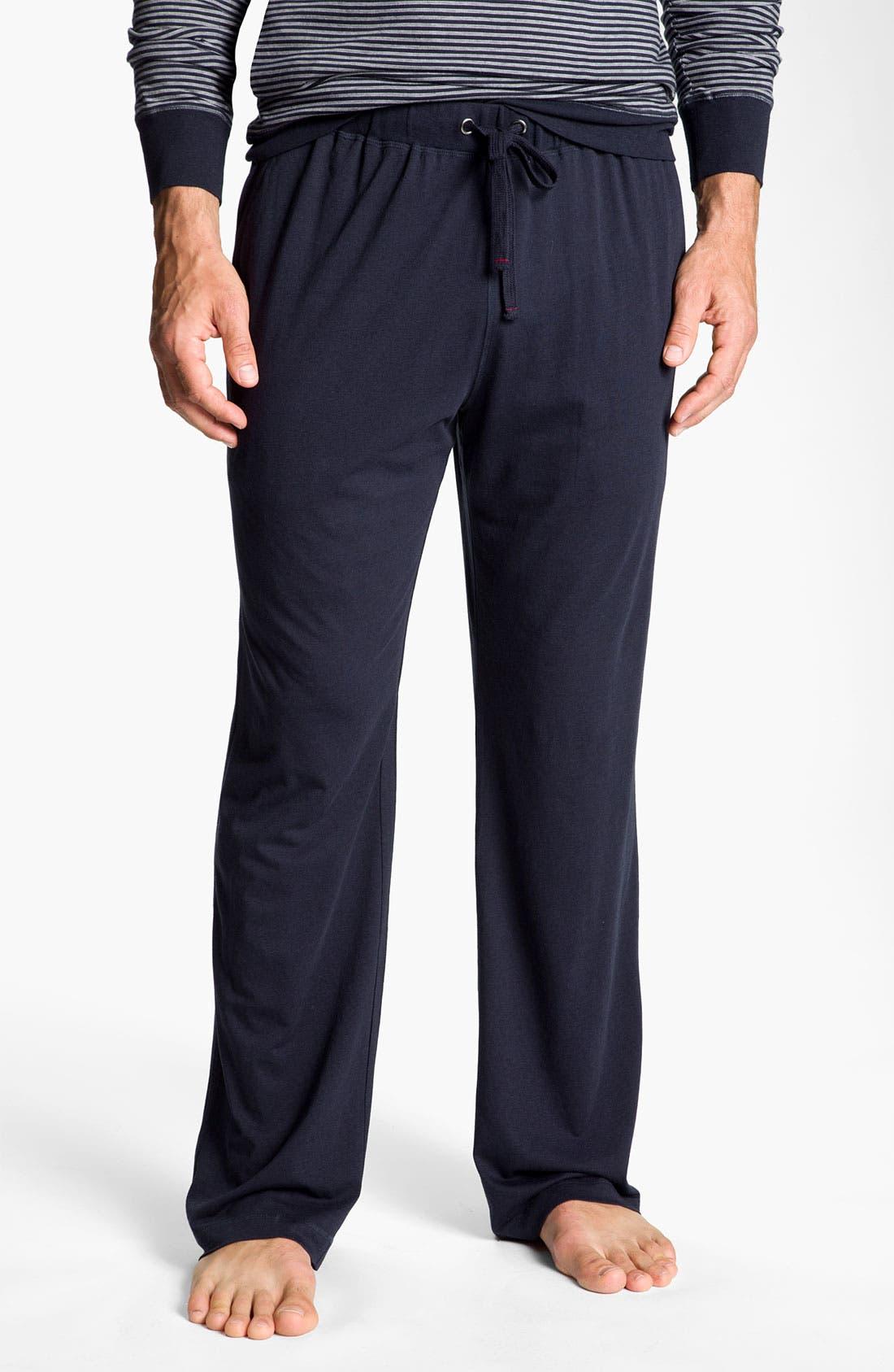 Alternate Image 1 Selected - Daniel Buchler Drawstring Pants