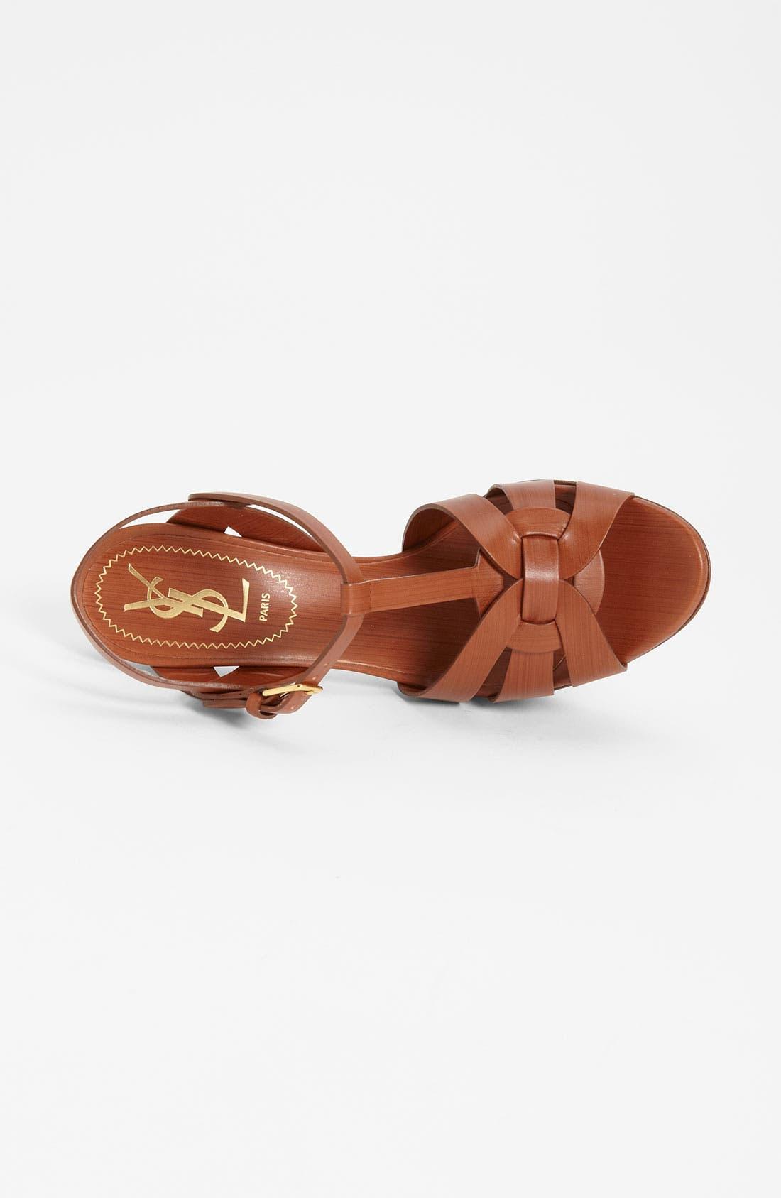 Alternate Image 3  - Yves Saint Laurent 'Tribute' Sandal