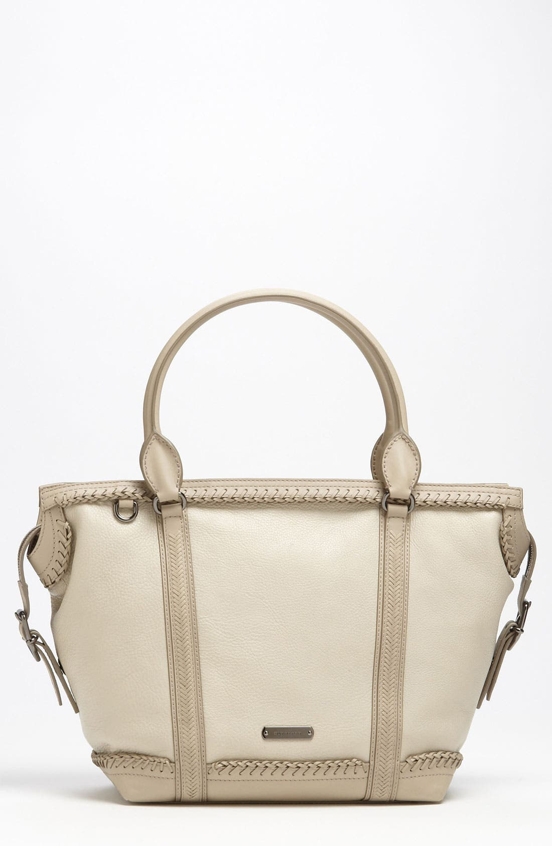Alternate Image 1 Selected - Burberry Leather Tote