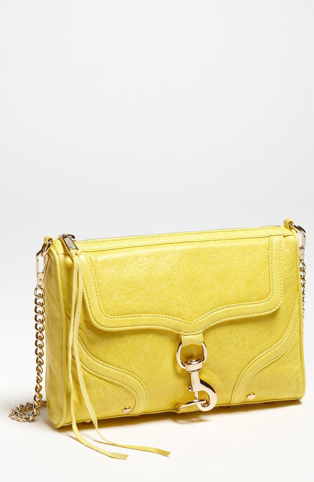 Alternate Image 1 Selected - Rebecca Minkoff 'MAC Bombe' Shoulder Bag