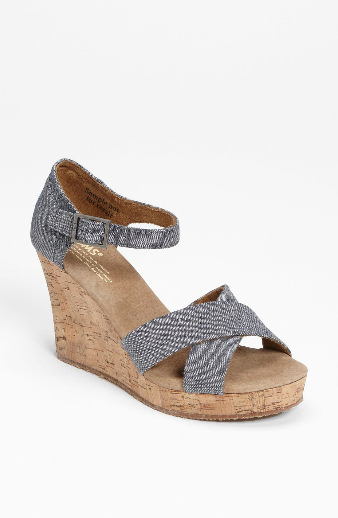 Alternate Image 1 Selected - TOMS 'Sofie' Sandal